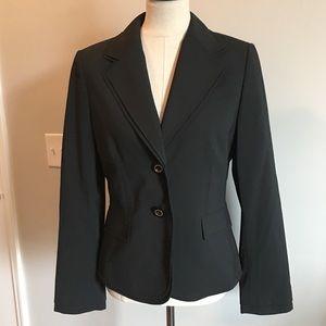 Antonio Melani Black Blazer, Suit Jacket Size 8